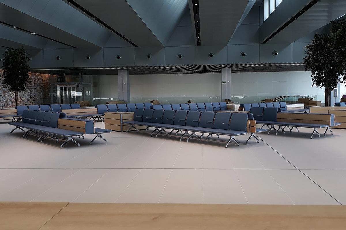 Mobles Morató » Terminal del Port de Barcelona